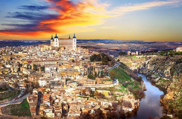 Vistas de Toledo - que visitar