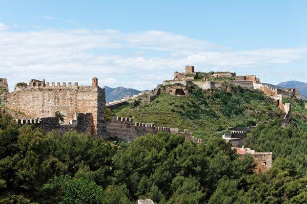 Castillo de Sagunto - Valencia