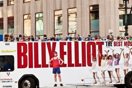 Todo sobre el musical de Billy Elliot