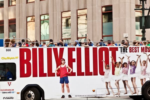 Espectáculo de Billy Elliot