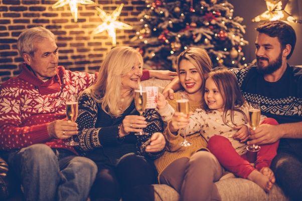 Hoteles para nochebuena en familia