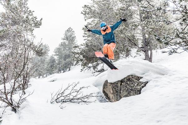 Actividades de invierno en Andorra