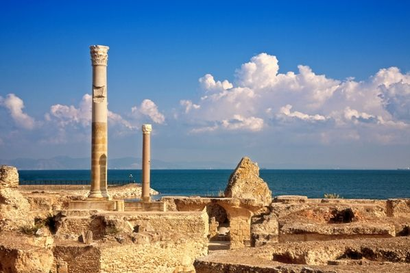 Cartago en Tunez