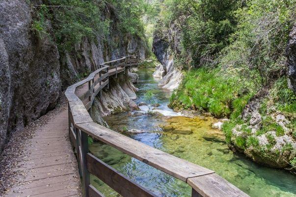Parque Nacional Sierra de Cazorla
