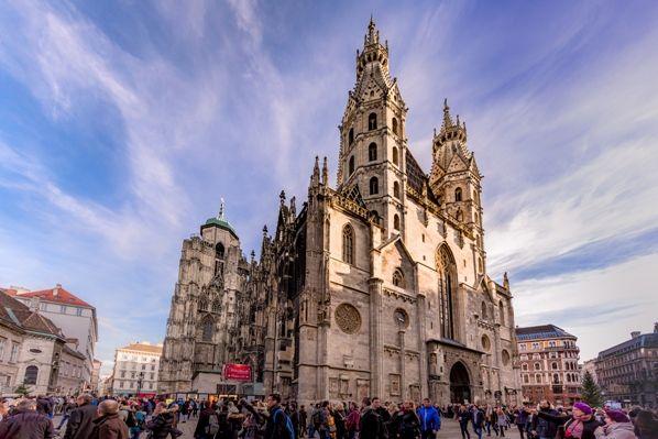 Catedral de San Esteban en Viena