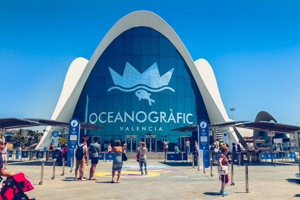 Oceanográfic de Valencia
