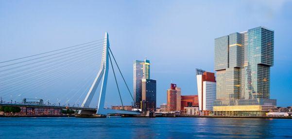 Puente Erasmo de Rotterdam
