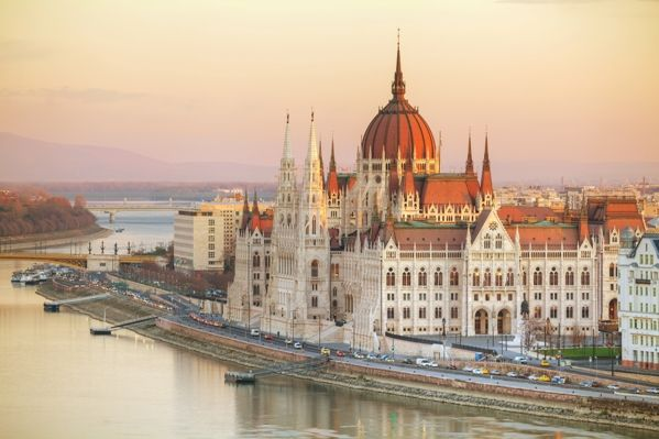 Vistas de Budapest