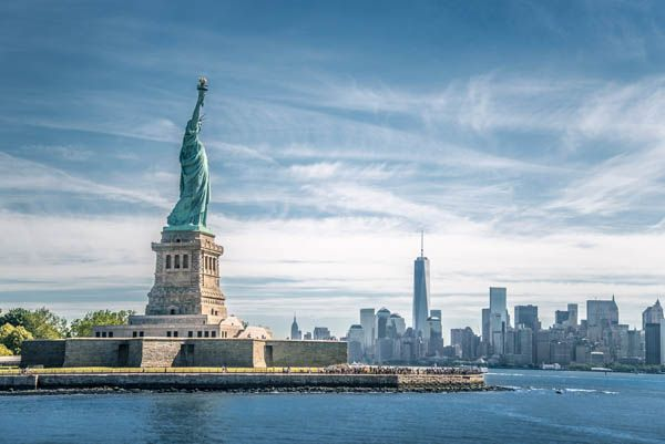 Estatua de la Libertad - NUeva York