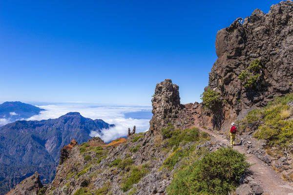 Ruta de volcanes por la isla de La Palma