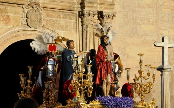 Seamana Santa en Granada