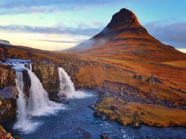 kirkjufell-Viajar s Islandia
