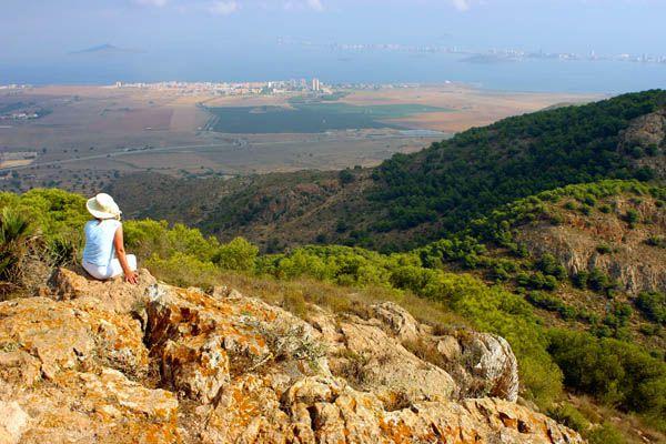 Vistas de Murcia