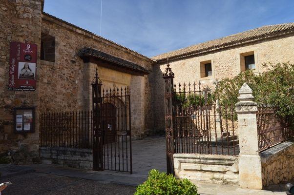 Colegiata de Pastrana en Guadalajara