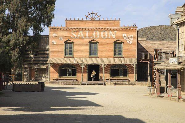 Destinos de peliculas 1 - spaguetti western