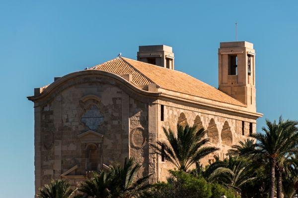 Iglesia en Tabarca