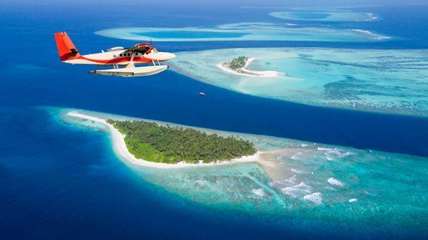 Viajar a las islas Maldivas