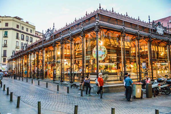 Mercado San Miguel en Madrid