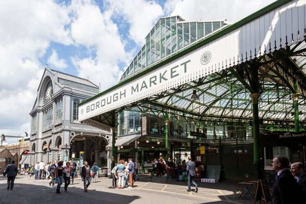Borough Market de Londres