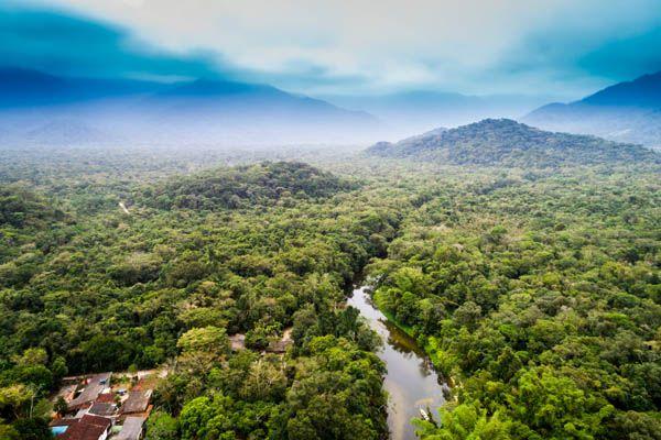 Iquitos en la Amazonia