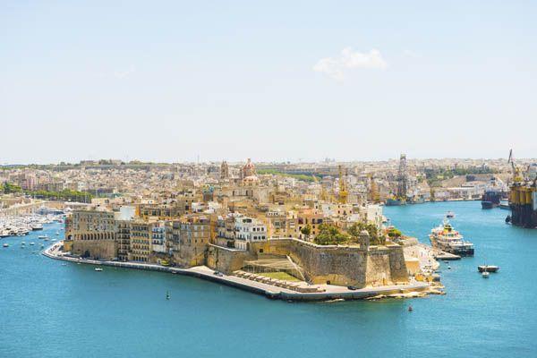 La Valetta Isla de Malta