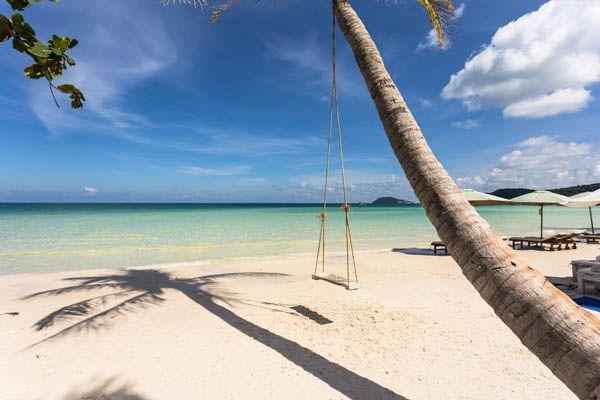 Sao Beach en Phu quoc