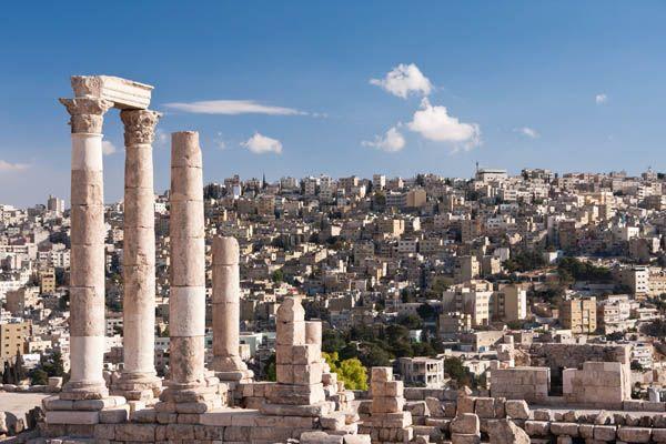 Amman capital de Jordania