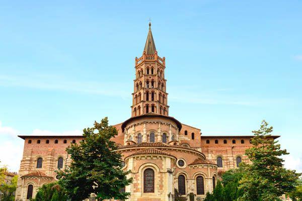 Basílica de Saint Sermin en Toulouse