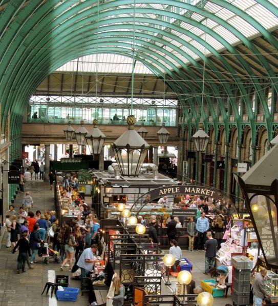 Covent Garden en Londres