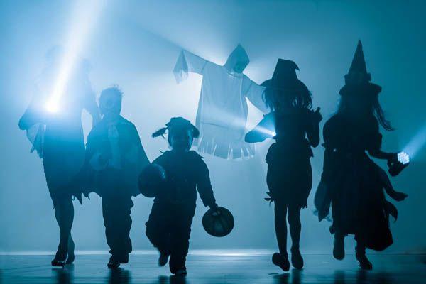 Fiesta de Halloween 2018 - niños