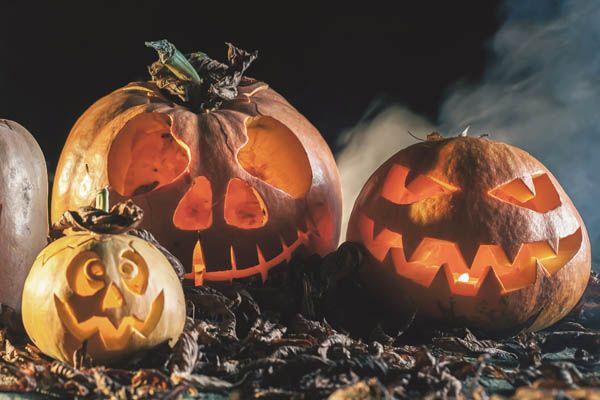 Fiesta de Halloween 2018
