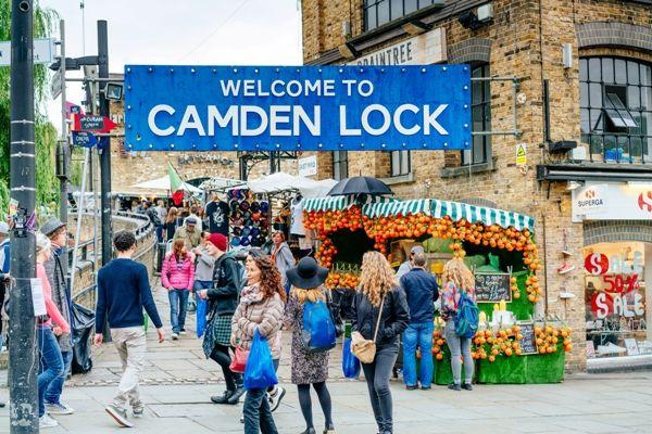 Mercadillo de Camden Lock