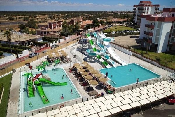 Los Mejores Hoteles Con Toboganes De Andalucía